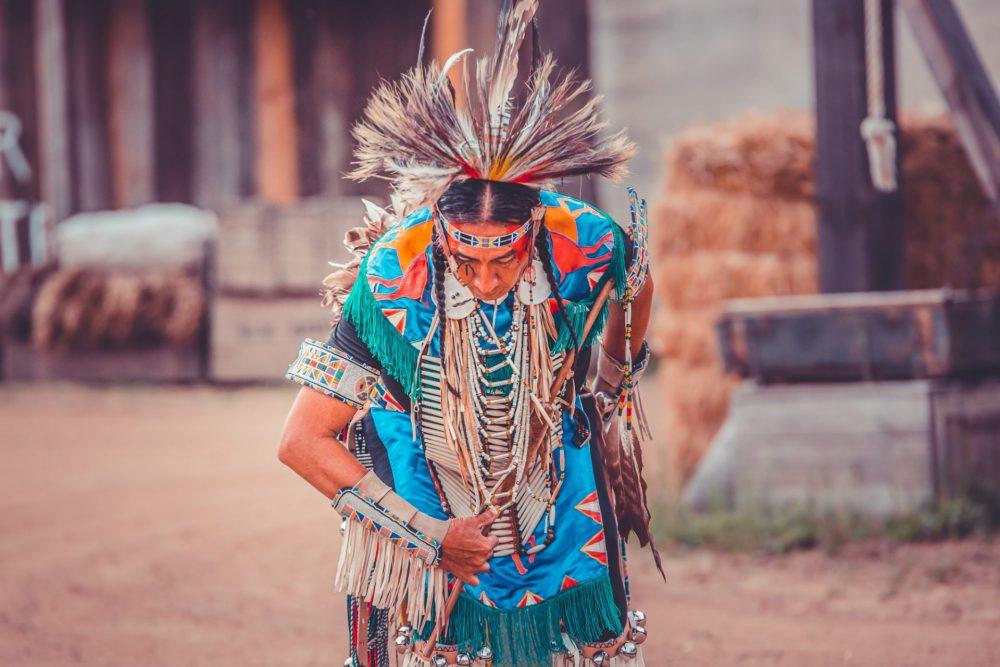 Indianer Shows