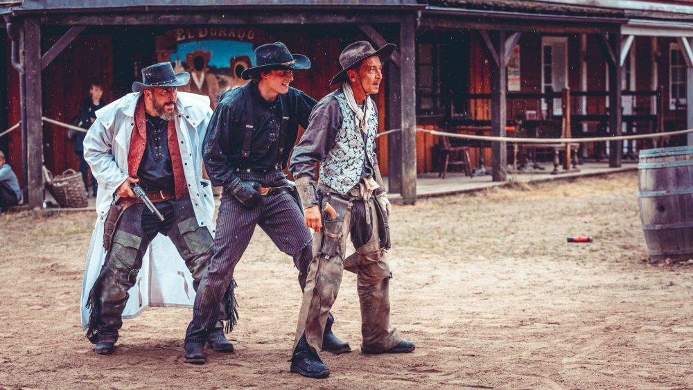 Mainstreet Stuntshow – Neue Storyline 2021